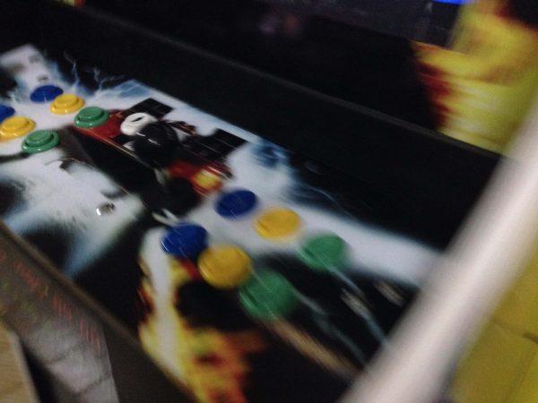 ritorno al futuro,videogmae ,arcade,cabinet,anni 80,coin op,