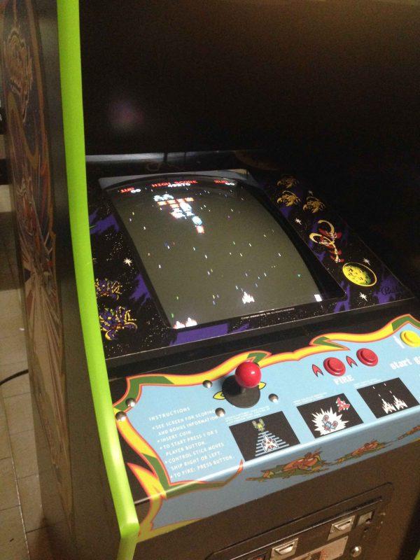 galaga,videogame,arcade,anni 80,sala giochi,arcade,coin op,