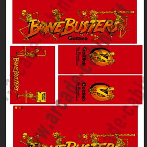 BoneBuster decals