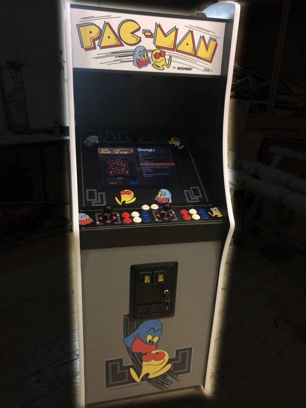 Pacman grigio