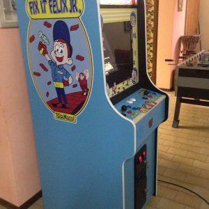 Fix it felix,cabinato,videogame,arcade