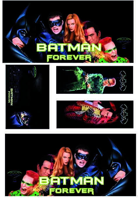 pinball,Batman,Forever,custom,decals,adesivi,flipper