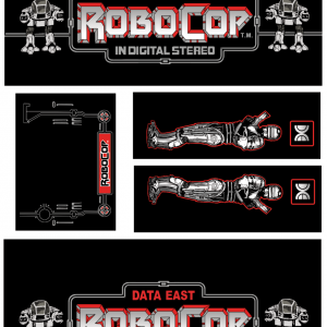 Robocop Data East