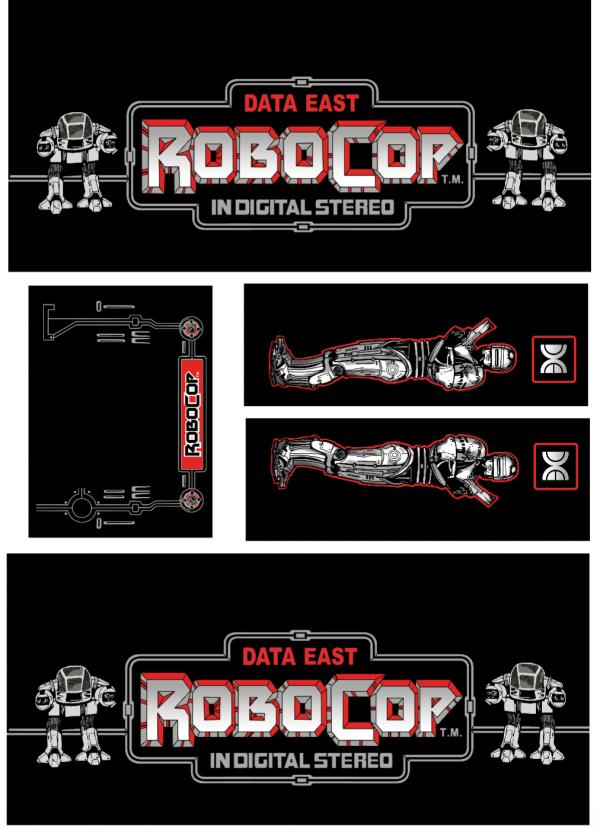 Robocop Data East